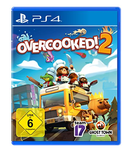 OVERCOOKED! 2 (PlayStation PS4)