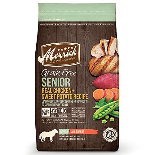 Merrick Grain Free Senior Dog Food