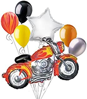 Amazon Com Harley Davidson Party Decorations
