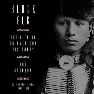 Black Elk audiobook cover art