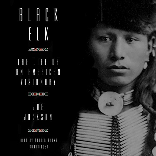 Black Elk audiobook cover art