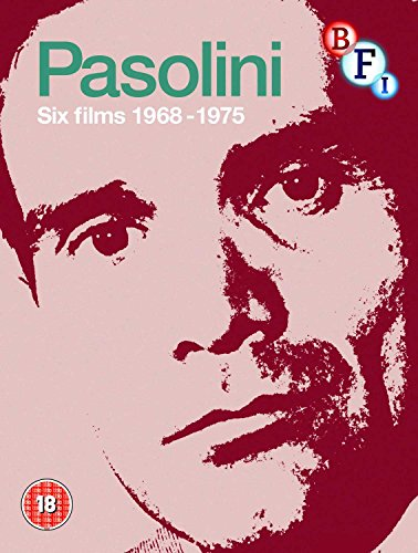 Pasolini Collection Six Films - Pasolini 6 Films (7 Blu-ray)