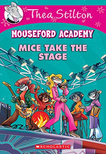 Mice Take the Stage
