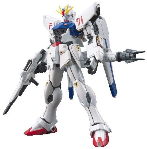 Bandai Hobby HGUC Gundam F91Action Figur