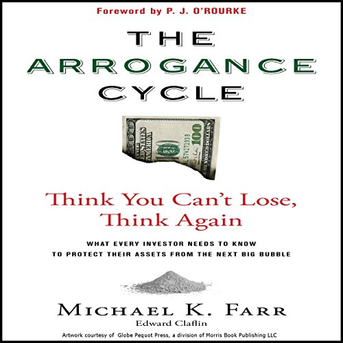 The Arrogance Cycle audiobook cover art