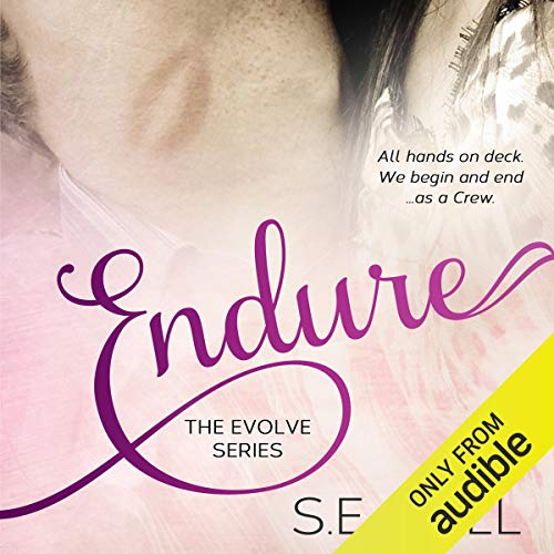 Endure  By  cover art