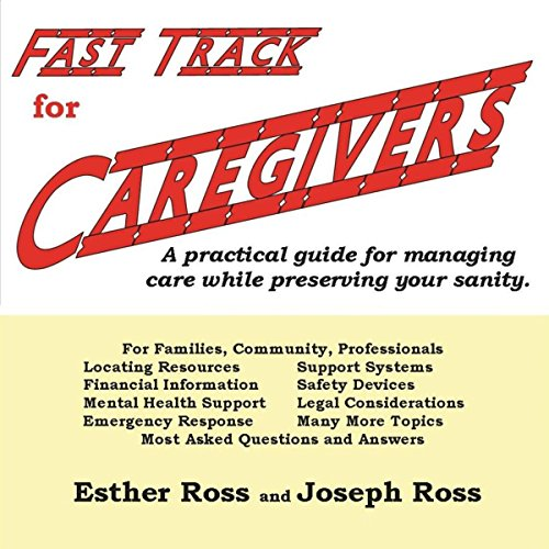 Fast Track for Caregivers audiobook cover art