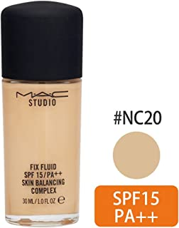 マック(MAC) スタジオ フィックス フルイッド SPF15 #NC20 [並行輸入品]