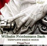 Complete Organ Music - ilippo Turri