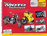 E.T.A.I - Revue Moto Technique 93.2 - HONDA VT 600 - 1988 à 1994 + TRIUMPH 750 900 - 1995 à 2001