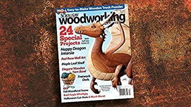 Scroll Saw Woodworking & Crafts Fall 2019 (Issue #76)