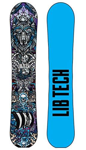 LibTech Terrain Wrecker C2 Snowboard 2020-160cm