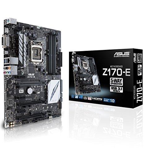 ASUS Z170-A ATX DDR4 Moederbord