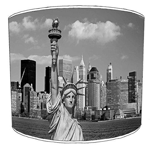 Premier Lighting Ltd 8 inch New York Statue of Liberty Abat-Jour pour Une Lampe de Table