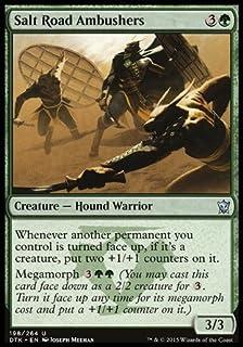Magic The Gathering - Salt Road Ambushers (198/264) - Dragons of Tarkir