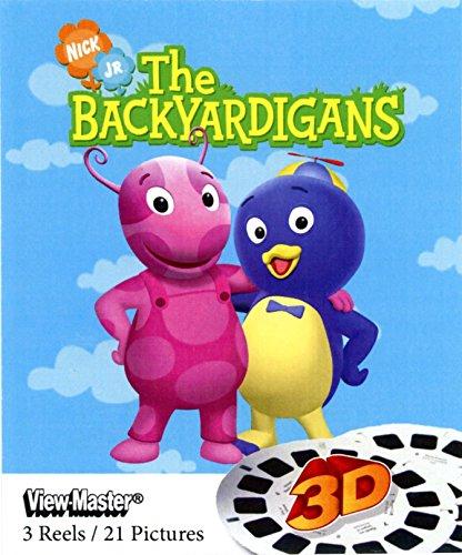 Backyardigans - ViewMaster 3 Reel Set