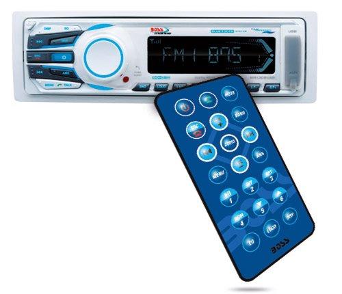 Boss Marine Radio MR 1308 Radio/MP3
