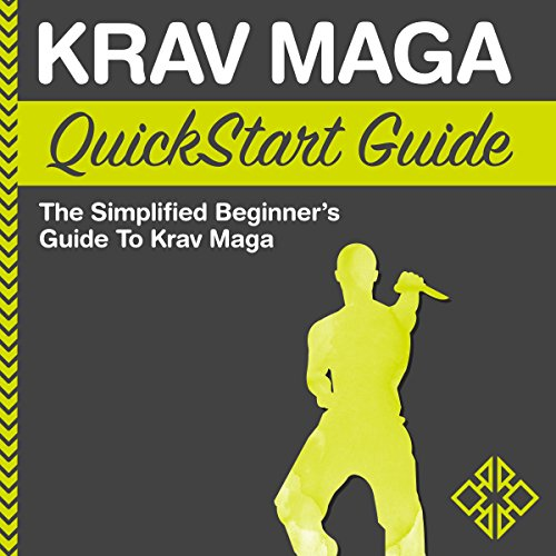 Krav Maga QuickStart Guide audiobook cover art