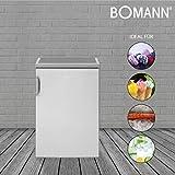 Bomann GS 2196.1 Gefrierschrank / 84.5 cm / 131 kWh/Jahr / 85 L Gefrierteil / Türanschlag wechselbar / inox - 9