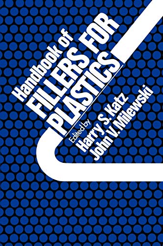 Big Sale Handbook Of Fillers For Plastics