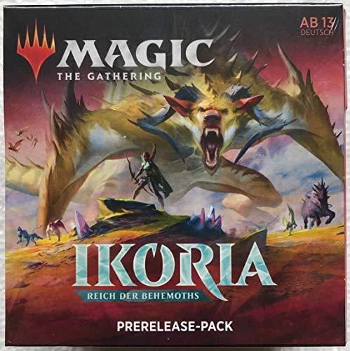 Magic: Ikoria - Reich der Behemoths Prereleas-Pack (dt.)