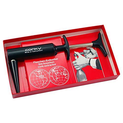 CORKY Tire-bouchon à pression original boîte cadeau – L'unique et original depuis 1965 – Fabriqué en Switzerland