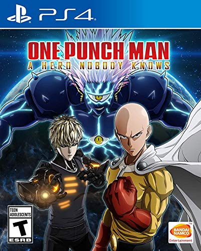 One Punch Man: A Hero Nobody Knows for PlayStation 4 [USA]