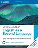 Cambridge IGCSE English as a Second Language Exam Preparation and Practice with Audio CDs (2) [Lingua inglese]