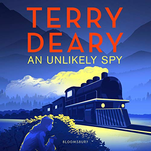 An Unlikely Spy cover art