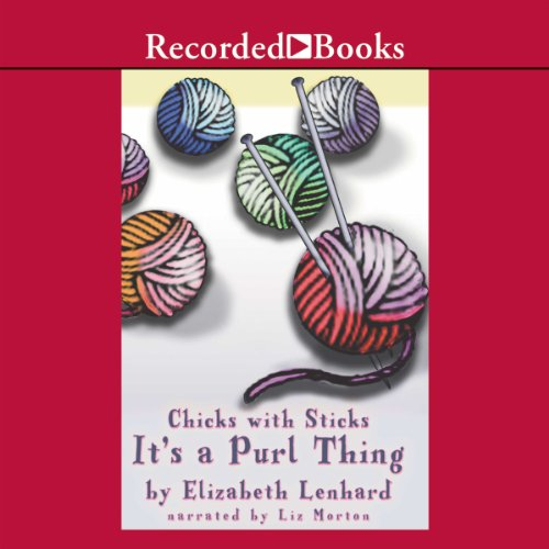 It's a Purl Thing audiobook cover art