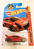 Hot Wheels, 2015 HW Race, Mastretta MXR [Red] Die-Cast Vehicle #151/250 by Depo