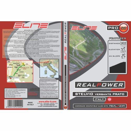 Elite FA003511044 Stelvio 2ème pièce pour Real Axion et Power