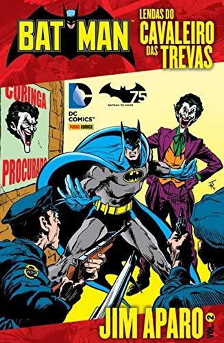 Batman Lendas do Cavaleiro das Trevas Jim Aparo Vol. 2: 02