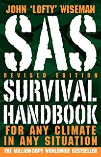 SAS Survival Handbook, Revised Edition: For Any Climate, in Any Situation (0061733199)   Amazon price tracker / tracking, Amazon price history charts, Amazon price watches, Amazon price drop alerts