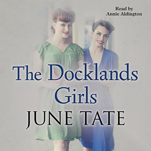 The Docklands Girls audiobook cover art