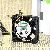 UHOBRSA 互換性があります Nidec U40X12MLZ7-53 12V 0.05A 3-線 4CM 冷却ファン