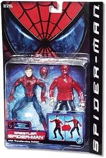 Spider-Man Movie Series 3 Wrestler Spider-Man