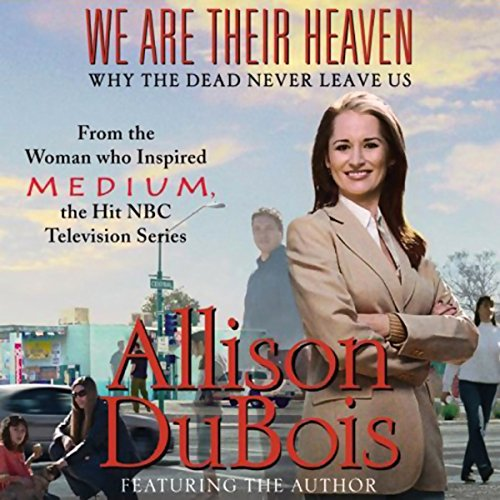We Are Their Heaven audiobook cover art