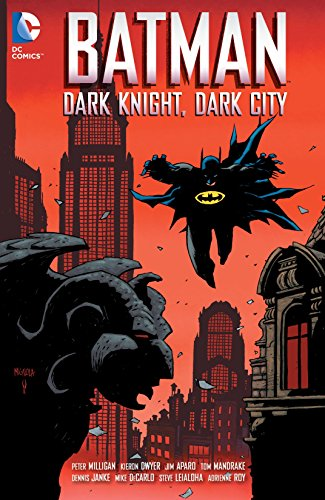 Batman: Dark Knight, Dark City (Batman (1940-2011)) (English Edition)