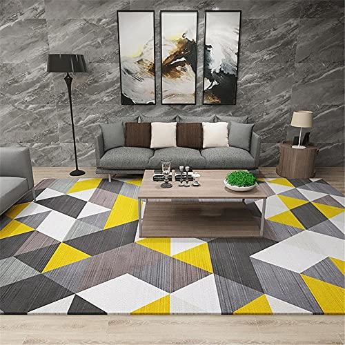 Multicolor Alfombras Grandes Baratas Infantiles Moderna geometría sala de estar sala dormitorio...