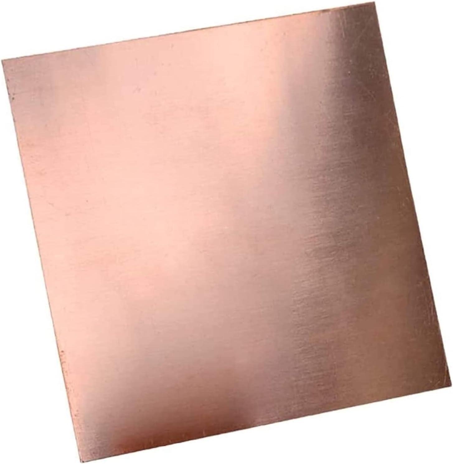 lovediyxihe Metal Max 60% OFF Copper foil Shee Pure Tulsa Mall Sheet