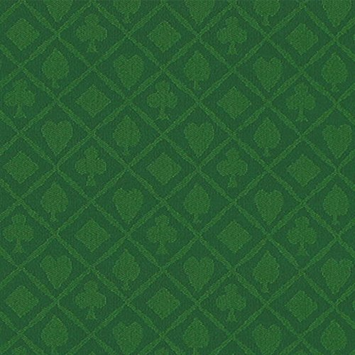 Brybelly 10' Section of Green Cotton Speed Cloth