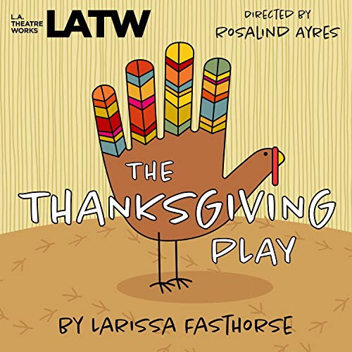 The Thanksgiving Play cover art
