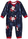 AQWESD Conjunto de Pijamas Familiares navideños Pijamas navideños...