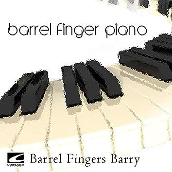 Barrel Finger Piano