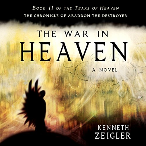 The War in Heaven audiobook cover art