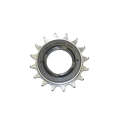 "BMX single speed 16t Freewheel by Dicta 1//8/"" 16t Free Wheel 4 key Type silver"