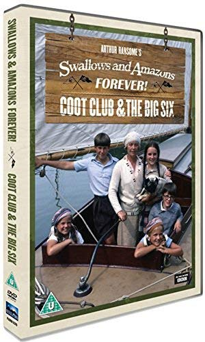 Swallows And Amazons Forever!: Coot Club and The Big Six [DVD] [1984] [Reino Unido]