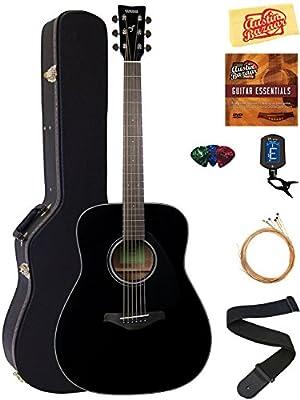 Yamaha FG800 Acoustic Guitar Bundles