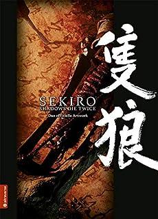 Sekiro - Shadows Die Twice: Das offizielle Artwork